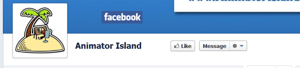 Animator Island is on Facebook