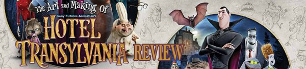 Review: Art and Making Of Hotel Transylvania