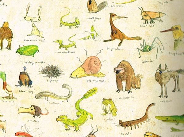 Animal Mashups!