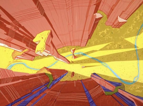 Looney Tunes Background