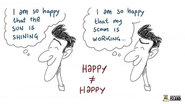 HappyVShappy