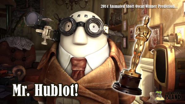 Mr Hublot Wins!