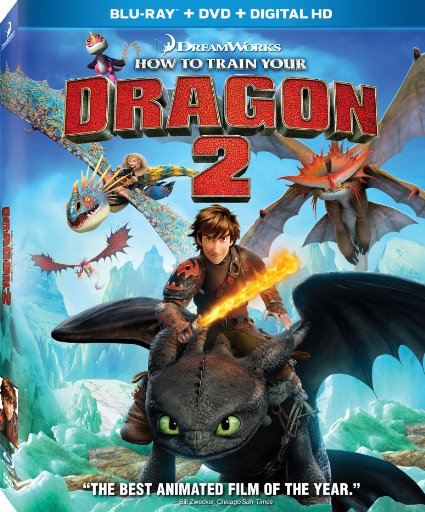 Giveaway: How to Train Your Dragon 2