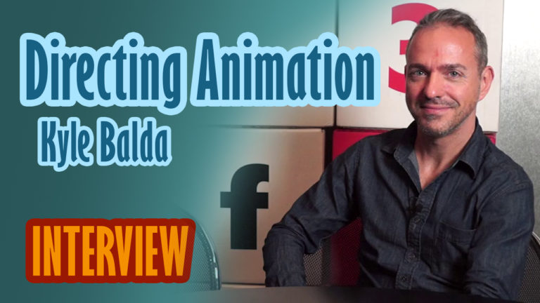 Directing Animation – Interview with Kyle Balda
