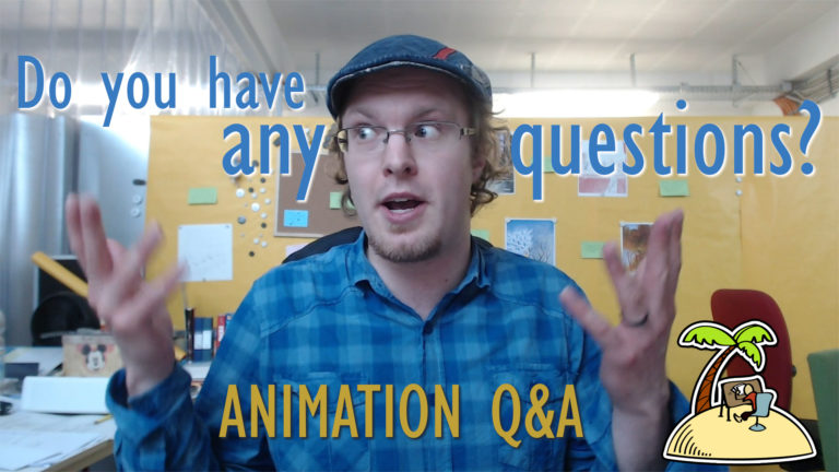Looking for answers? Ask your animation question!