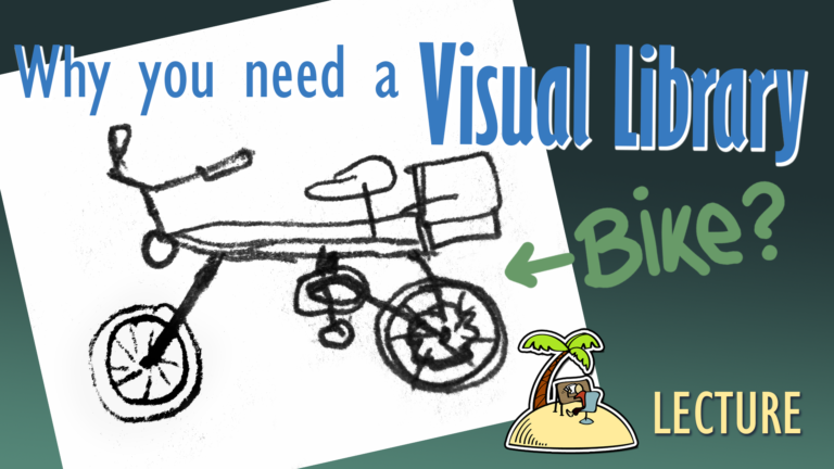 Visual Library – Boost your art and animation skills