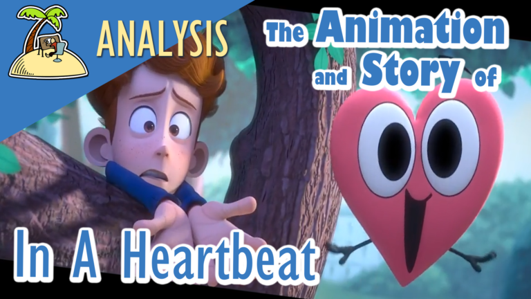 """Story and Animation of """"In A Heartbeat"""""""