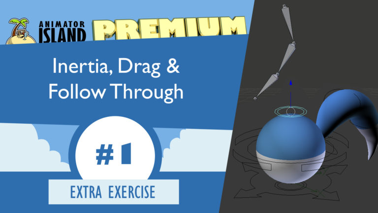 51.01 Beginner Premium: Inertia, Drag & Follow-through