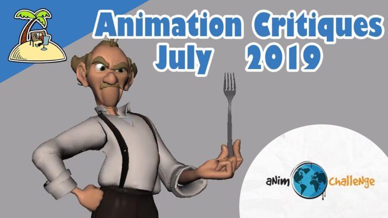 """AnimChallenge """"Abracadabra"""" July 2019"""