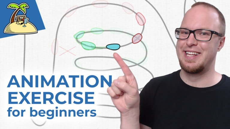 Best animation exercise for beginners